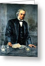 Joseph Lister, Surgeon And Inventor Greeting Card