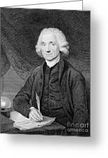 Joseph Priestley, English Chemist Greeting Card