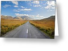 Journey Ahead Ireland Greeting Card
