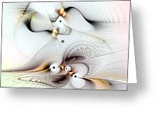 Journey To Ecstasy Greeting Card