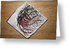 Journeys 6 - Tile Greeting Card