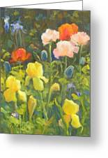 Joy Of Spring Greeting Card