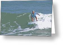 Joy Of Surfing - Three Greeting Card