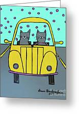 Joyride Greeting Card