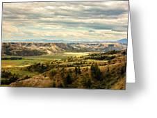 Judith River Breaks Greeting Card