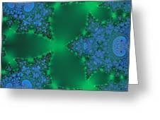 Julia Sea Greeting Card