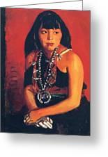 Julianita 1922 Greeting Card