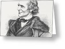 Julius Schnorr Von Carolsfeld, 1794 Greeting Card