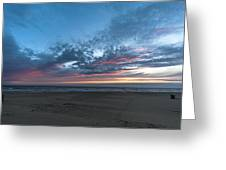 July 2015 Sunset Part 4 Greeting Card