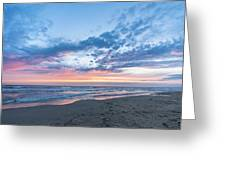 July 2015 Sunset Part 5 Greeting Card