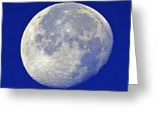 D6b6303-july 4th Moon 2015  Greeting Card