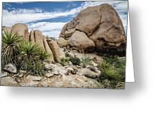 Jumbo Rocks Greeting Card