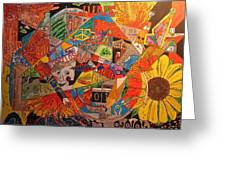 June 2011 Greeting Card by David Sutter