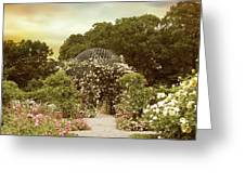 June Bloom Greeting Card