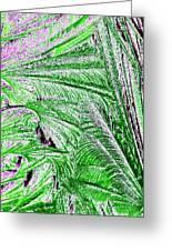Jungle Flora Greeting Card