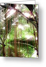 Jungle In There Greeting Card