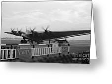 Junkers G38 Greeting Card