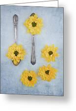 Just A Spoonful Greeting Card