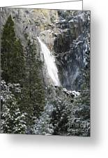 Just Another Morning In Yosemite Greeting Card