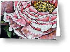 Just Pinky Greeting Card