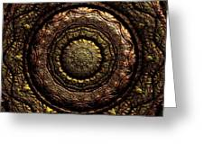Jyoti Ahau 221 Greeting Card