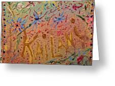 Kailani's Sweet Sixteen Greeting Card