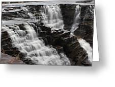 Kakabeka Falls Three Greeting Card