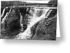 Kakabeka Falls Two Greeting Card
