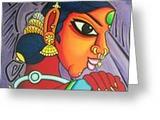Kalavathi Greeting Card