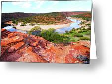 Kalbarri National Park 2am-29388 Greeting Card