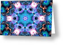 Kaleidoscope 1 Greeting Card