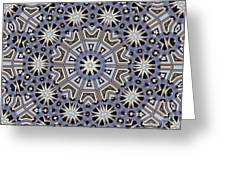 Kaleidoscope 104 Greeting Card