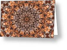 Kaleidoscope 121 Greeting Card