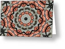 Kaleidoscope 127 Greeting Card