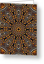 Kaleidoscope 25 Greeting Card