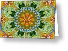 Kaleidoscope 3 Greeting Card
