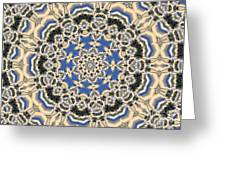 Kaleidoscope 77 Greeting Card