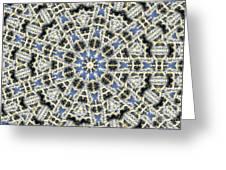 Kaleidoscope 78 Greeting Card