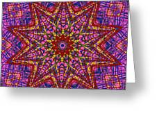 Kaleidoscope 816 Greeting Card
