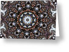 Kaleidoscope 99 Greeting Card