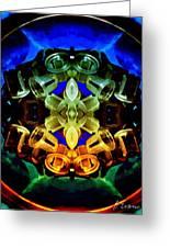 Kaleidoscope Greeting Card