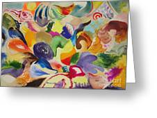 Kaleidoscope I Greeting Card