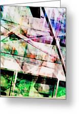 Kaleidoscope Vision Greeting Card