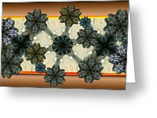 Kaleidoscopeflowers Greeting Card