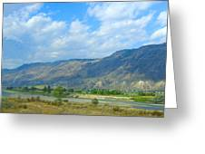 Kamloops  Greeting Card