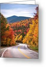 Kancamagus Highway Greeting Card