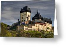 Karlstejn Greeting Card