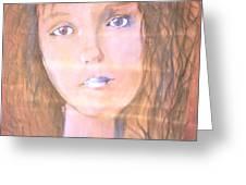Katarina Greeting Card