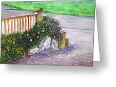 Kates Garden Greeting Card