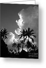 Kauai Storm Clouds Greeting Card